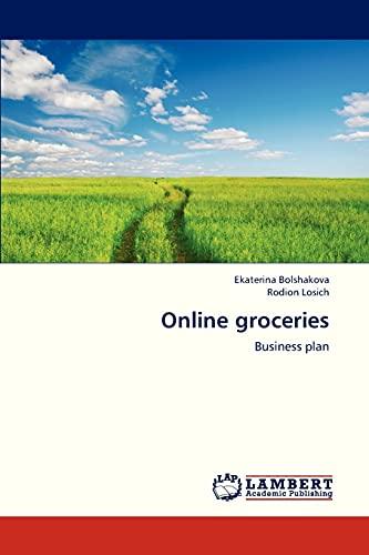 9783659317149: Online Groceries