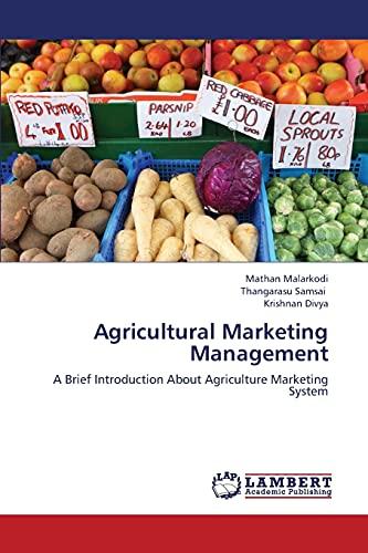 9783659319044: Agricultural Marketing Management