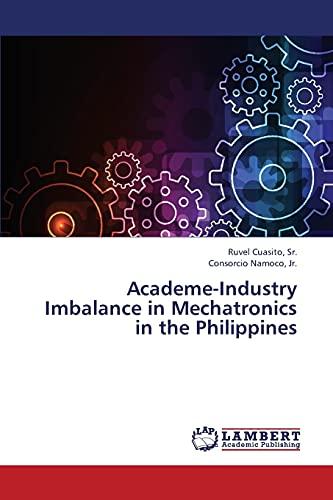 9783659322976: Academe-Industry Imbalance in Mechatronics in the Philippines