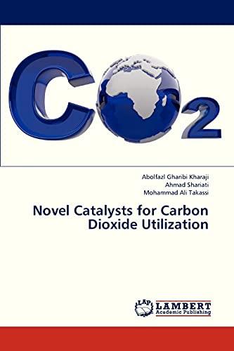Novel Catalysts for Carbon Dioxide Utilization: Gharibi Kharaji Abolfazl,