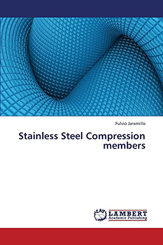 9783659327292: Stainless Steel Compression members