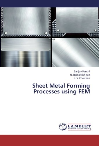 9783659327438: Sheet Metal Forming Processes using FEM