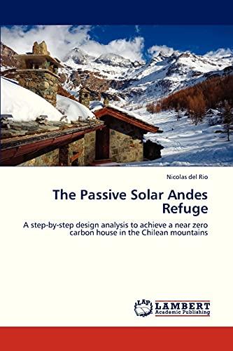 The Passive Solar Andes Refuge: Nicolas del Rio