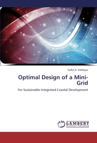 9783659332555: Optimal Design of a Mini-Grid: For Sustainable Integrated Coastal Development