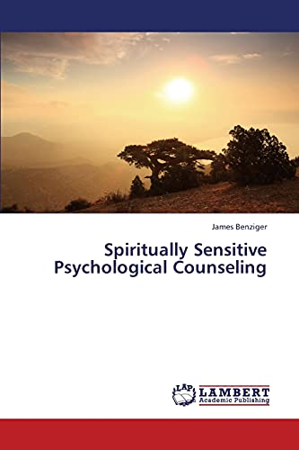 9783659332586: Spiritually Sensitive Psychological Counseling