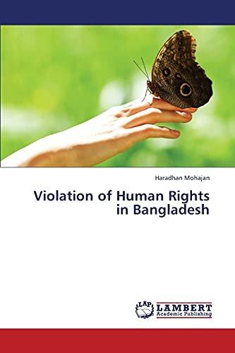 9783659335228: Violation of Human Rights in Bangladesh