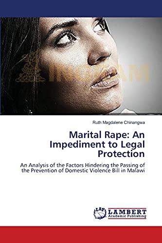 Marital Rape: Chinangwa Ruth Magdalene