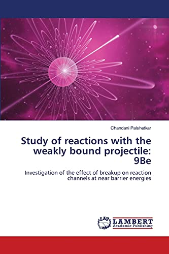 Study of Reactions with the Weakly Bound Projectile: 9be: Chandani Palshetkar
