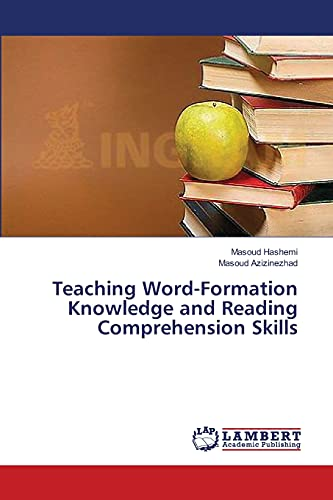 9783659344725: Teaching Word-Formation Knowledge and Reading Comprehension Skills