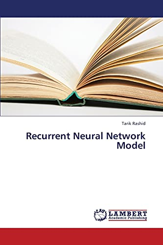 9783659352041: Recurrent Neural Network Model