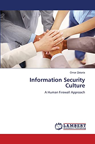 9783659355189: Information Security Culture: A Human Firewall Approach