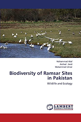 Biodiversity of Ramsar Sites in Pakistan: Altaf, Muhammad /