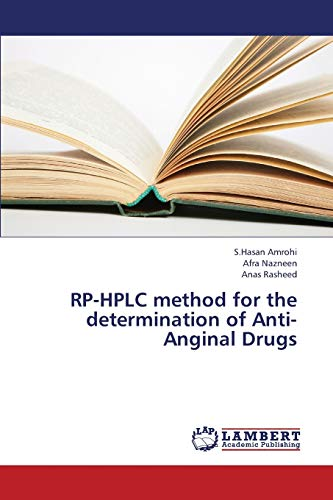 9783659359651: RP-HPLC method for the determination of Anti-Anginal Drugs
