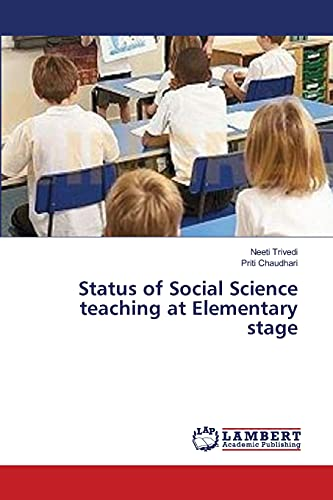 9783659361258: Status of Social Science teaching at Elementary stage
