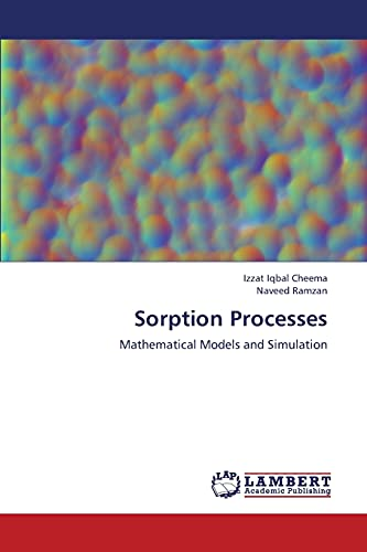 9783659366413: Sorption Processes: Mathematical Models and Simulation