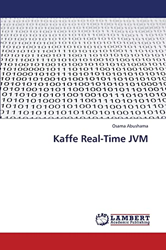 9783659375392: Kaffe Real-Time JVM