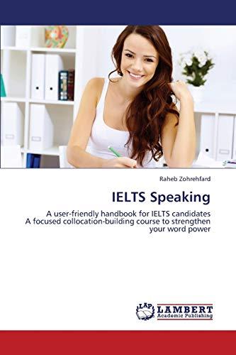 IELTS Speaking: A user-friendly handbook for IELTS