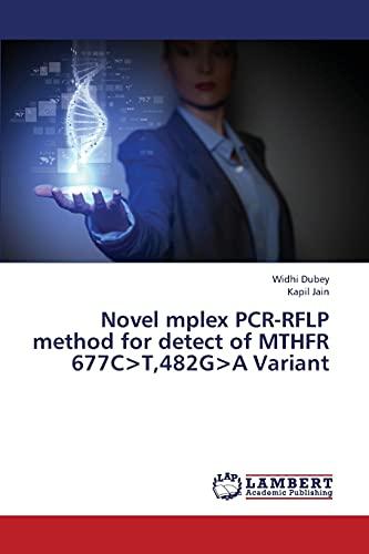 Novel Mplex PCR-Rflp Method for Detect of: Dubey Widhi; Jain