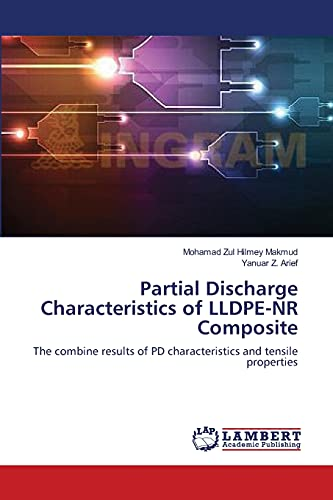 Partial Discharge Characteristics of LLDPE-NR Composite: Zul Hilmey Makmud,
