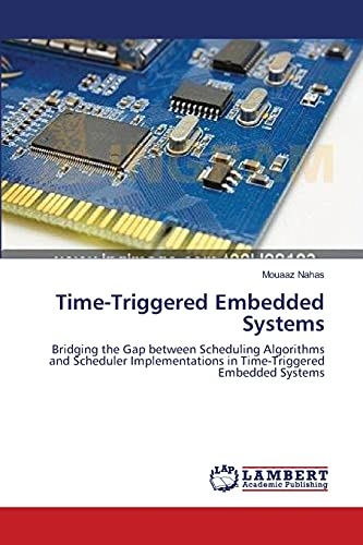Time-Triggered Embedded Systems: Nahas Mouaaz