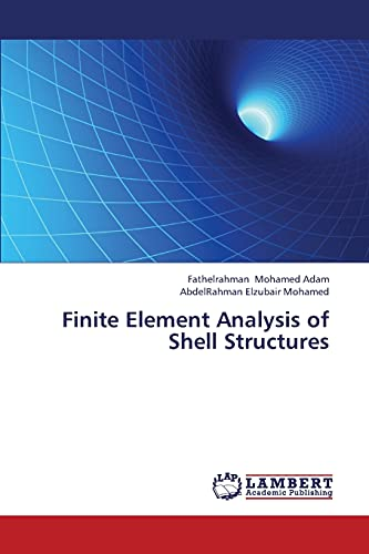 9783659381584: Finite Element Analysis of Shell Structures