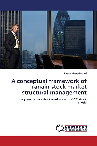 9783659381591: A conceptual framework of Iranain stock market structural management: compare Iranian stock markets with GCC stock markets