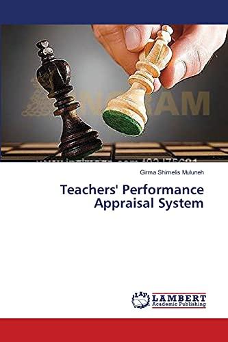 9783659390401: Teachers' Performance Appraisal System