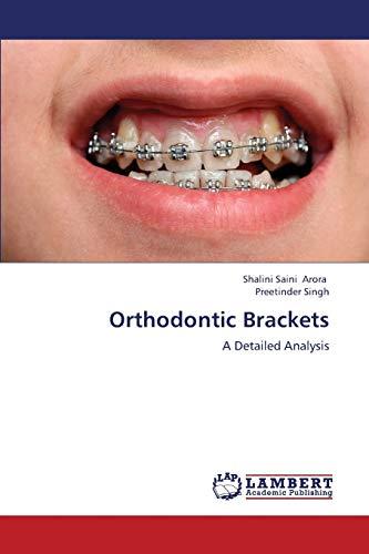 9783659398162: Orthodontic Brackets