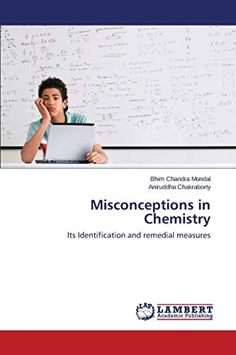 9783659406812: Misconceptions in Chemistry: Its Identification and remedial measures