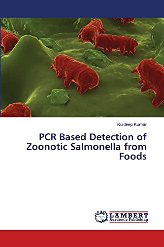 PCR Based Detection of Zoonotic Salmonella from Foods: Kuldeep Kumar