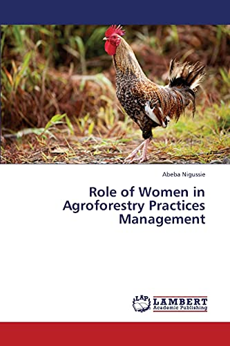 9783659424625: Role of Women in Agroforestry Practices Management