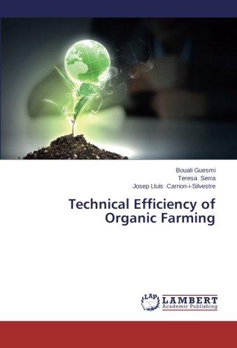 9783659429217: Technical Efficiency of Organic Farming