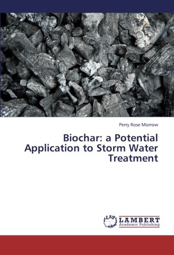 9783659435546: Biochar: a Potential Application to Storm Water Treatment