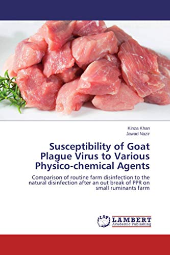 Susceptibility of Goat Plague Virus to Various: Khan, Kinza /