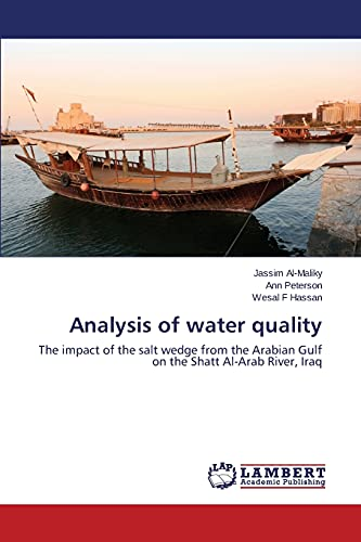 9783659440908: Analysis of water quality