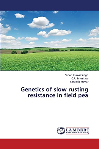 Genetics of slow rusting resistance in field pea: C. P. Srivastava