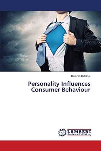9783659452376: Personality Influences Consumer Behaviour