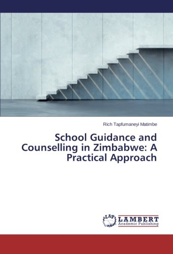 9783659459030: School Guidance and Counselling in Zimbabwe: A Practical Approach
