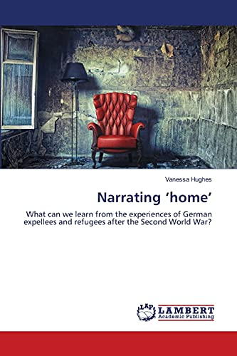 Narrating Home: Vanessa Hughes