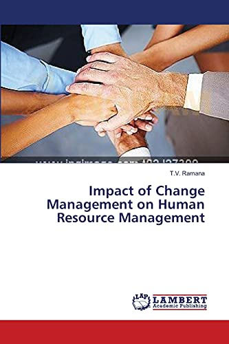 9783659489815: Impact of Change Management on Human Resource Management