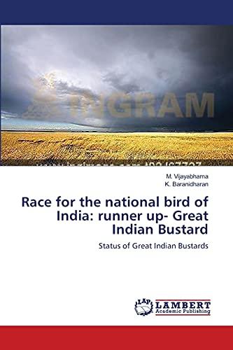 Race for the National Bird of India: Vijayabhama M, Baranidharan