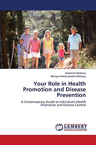 Your Role in Health Promotion and Disease Prevention: Sophonie Ndahayo