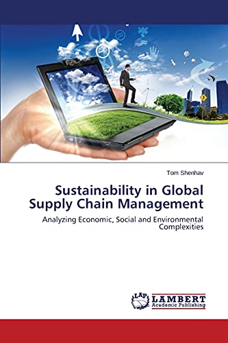 Sustainability in Global Supply Chain Management: Tom Shenhav
