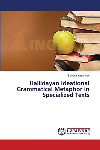 9783659517716: Hallidayan Ideational Grammatical Metaphor in Specialized Texts