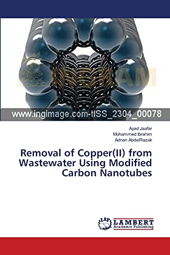 9783659522260: Removal of Copper(II) from Wastewater Using Modified Carbon Nanotubes