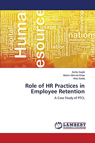 9783659536809: Role of HR Practices in Employee Retention: A Case Study of PTCL