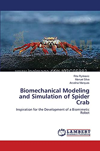 Biomechanical Modeling and Simulation of Spider Crab