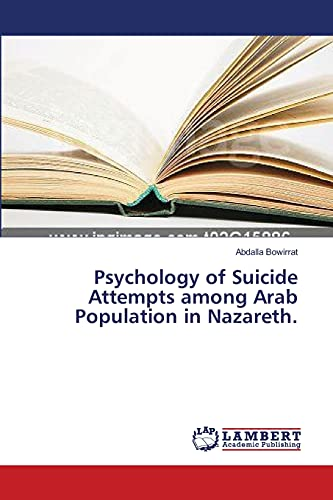 9783659554322: Psychology of Suicide Attempts among Arab Population in Nazareth.