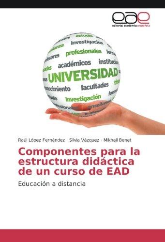 Componentes para la estructura didáctica de un: Raúl Là pez