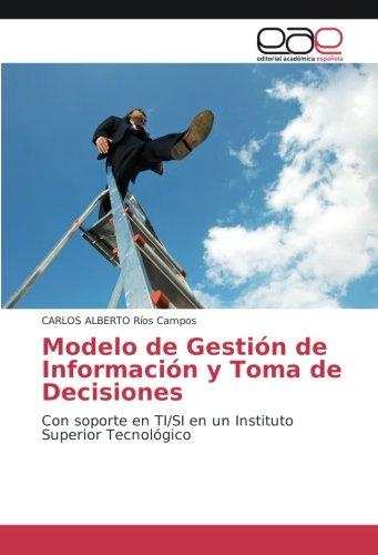 Modelo de Gestià n de Informacià n: Carlos Alberto RÃ